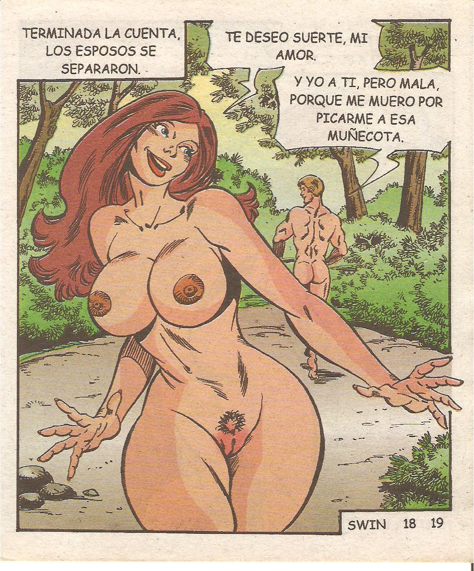 comic xxx: metanme sus pecadores miembros