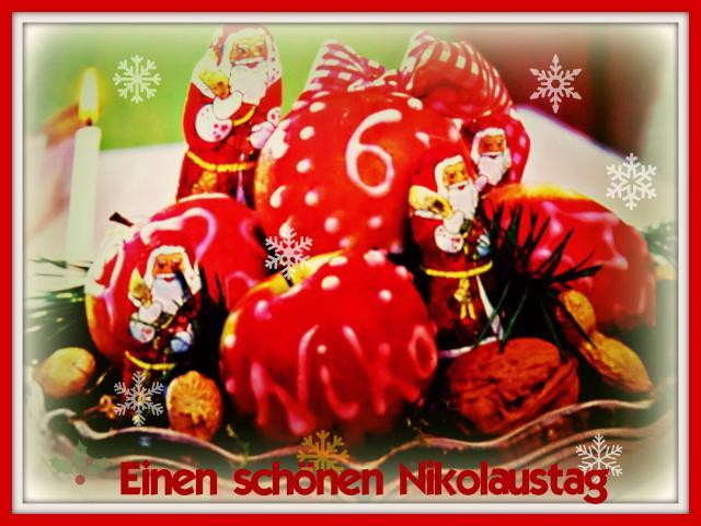 Nikolaus / 6. Dezember