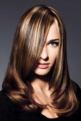 Aufhellen gefärbte haare Haare natürlich