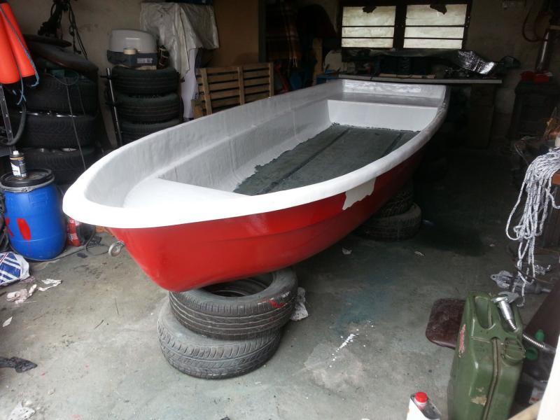 Anka Boot Umbau