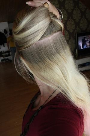 blondierte haare rauswachsen moderne m nnliche und. Black Bedroom Furniture Sets. Home Design Ideas