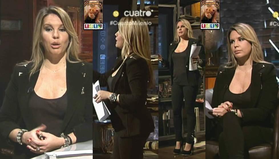 Beaufiful Presentadora De Cuarto Milenio Images >> Las Razones Que ...
