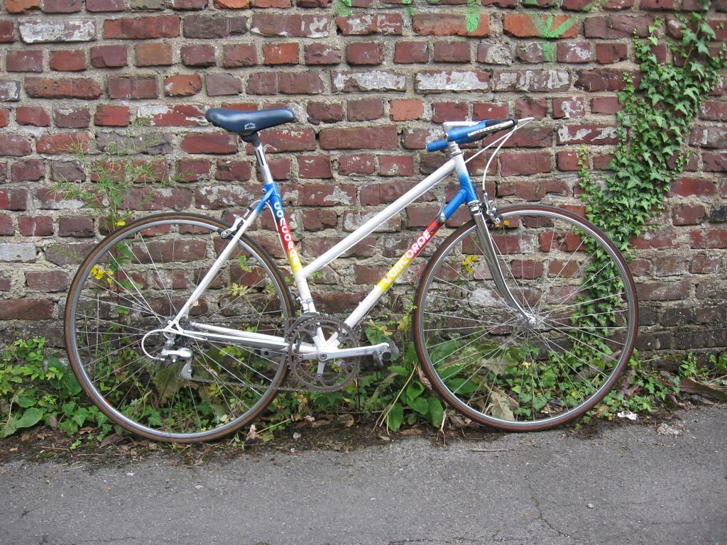 Radsport Batavus Criterium Rahmen und Gabel 57 cm 501 Reynolds Tubing