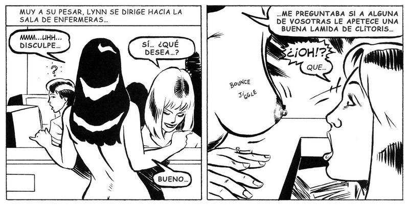 comic xxx: amas de casa en accion 7