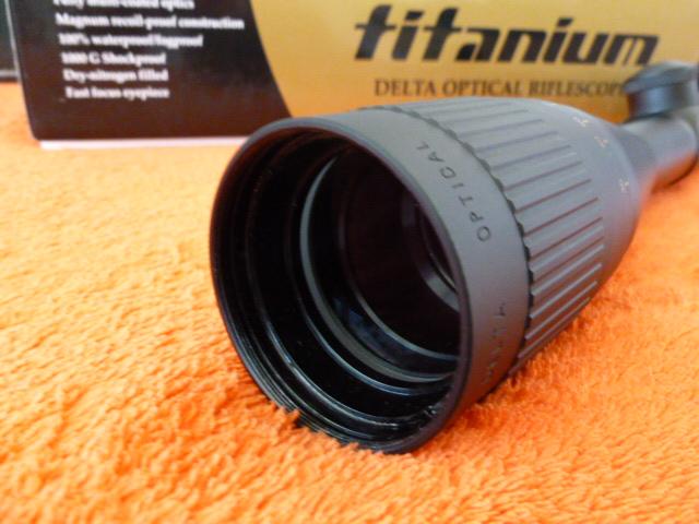 Delta optical titanium ao md langzeittest airgun forum