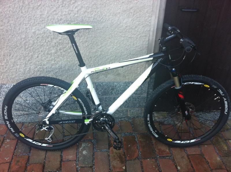 2er Set Bergamont Aufkleber Rad Bike MTB Sticker Fahrrad Decal Schriftzug XXL