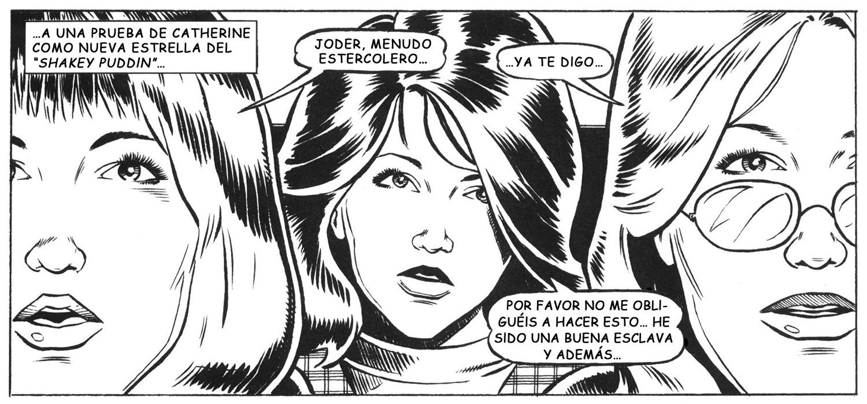 comic xxx: amas de casa 3