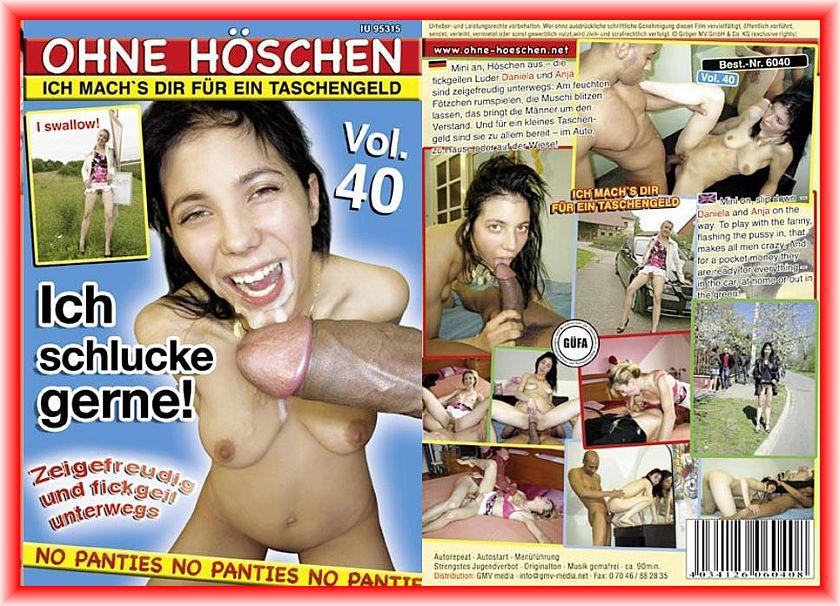 Ohne Höschen 40 (2012)