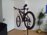 erfahrungsbericht fahrrad montagest nder von lidl. Black Bedroom Furniture Sets. Home Design Ideas